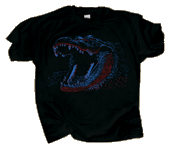 WC754T - T-Shirts, Adult - Extreme Gator