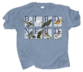 WC760T - T-Shirts, Adult - Bird Nerd