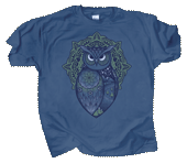 WC762T - T-Shirts, Adult - Spirit Owl