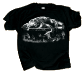 WC765T - T-Shirts, Adult - Dockside Gator