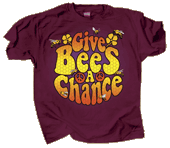 WC774T - T-Shirts, Adult - Give Bees a CHance