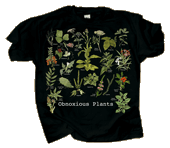 WC776T - T-Shirts, Adult - Obnoxious Plants Guide