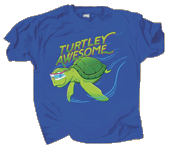 WC787K - T-Shirts, Youth - Turtley Awesome