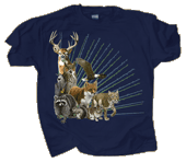 WC790T - T-Shirts, Adult - Wild Things