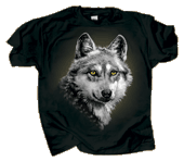WC793T - T-Shirts, Adult - Eye of the Wolf