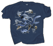 WC794T - T-Shirts, Adult - Monsters of the Deep