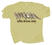 WC797T - T-Shirts, Adult - Little Brown Jobs