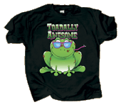 WC798K - T-Shirts, Youth - Toadally Awesome