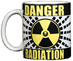 WS056M  - Mugs & Totes, Mugs - Radiation